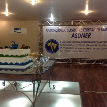 ASDNER No 11 Aniversário Do DNIT 01