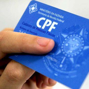União exige CPF de dependente de servidor para pagar benefícios