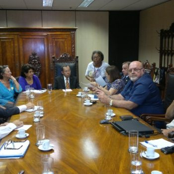 Reuniao Em Brasilia Com O Ministro Dos Transportes 03