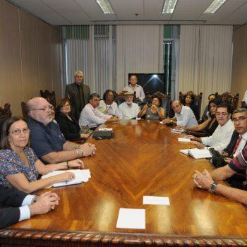 Reuniao Em Brasilia Com O Ministro Dos Transportes 06
