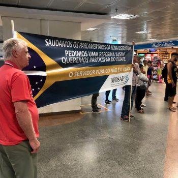 Mosap convida governo a debater sobre a Reforma da Previdência