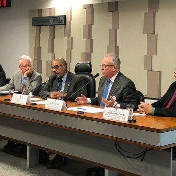Mosap participa de Audiência Pública no Senado sobre a PEC 06/2019