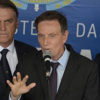 Bolsonaro Crivella E Witzel